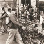 1980s festival crowds