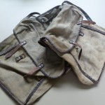 Double Material Satchel or Saddlebags