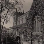 Exterior St Marys