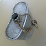 Metal Water Can or Holder