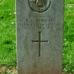 Newman War Grave