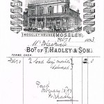 T Hadley Son Bill