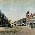 The Parade Alcester Road