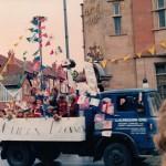 Float in 1985