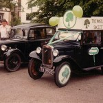 Moseley society vintage car 1985