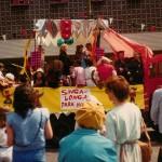 sing-alonga-park hill school float 1980s