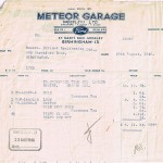 Meteor Ford Bill 1946
